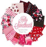 Click here to see the Hello Sweetheart FQ bundle available from the Fat Quarter Shop