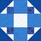 Album quilt block