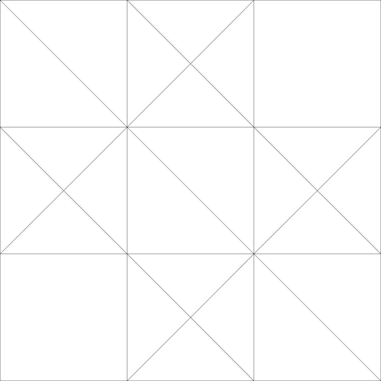 Massachusetts quilt block design