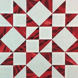 Lover's Lane quilt block