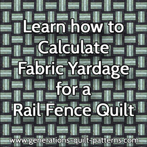Learn how to calculate quilt fabric yardage : fabric calculator for quilts - Adamdwight.com