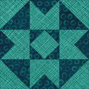 Air Castle quilt block