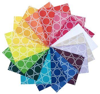 Lizzy House Mini Pearl Bracelets Fat Quarter Assortment available from Amazon.com