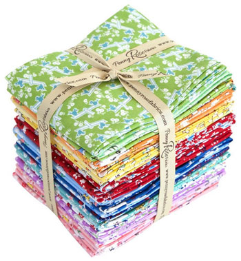 Penny Rose Studio Toy Chest 31 Fat Quarter Bundle