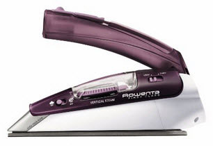 Rowenta Travel Iron - purple