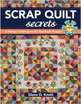 Scrap Quilt Secrets book