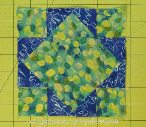 Art Square Quilt Block Tutorial In 4 Sizes