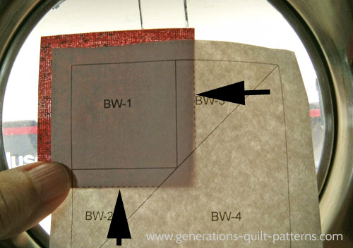 Position BW-1