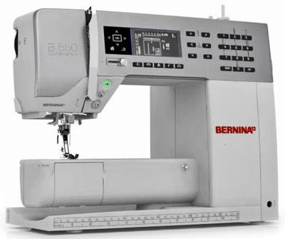 The Bernina 550 QE