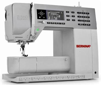 The Bernina 550 QE