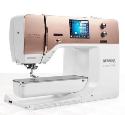 The Bernina 765 SE