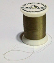 Bottom Line bobbin thread, Color #617