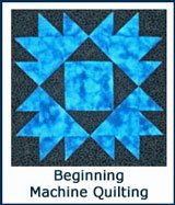 Go to Beginning Machine Quilting