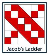 Jacob's Ladder quilt designs