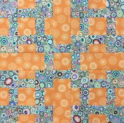 California quilt block tutorial