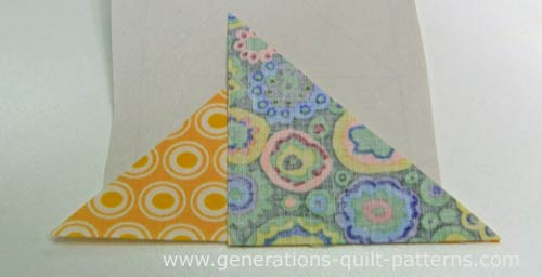 Capital T Quilt Block Step By Step Instructions For 4 Sizes