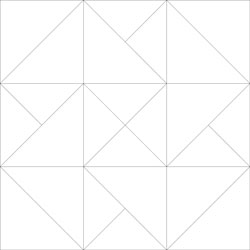 Quilt Block Coloring Pages