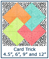 Quilting Pattern Card Trick Block : QUILT BLOCK PATTERNS COLORING PAGES My Quilt Pattern