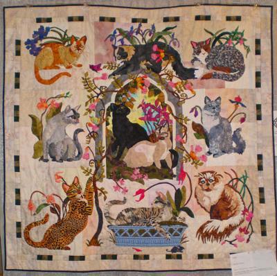Cats by Barbara Larson