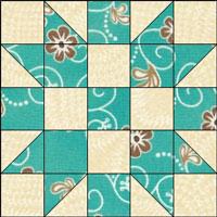 Churn Dasher block design
