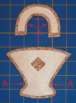 Clip concave curves