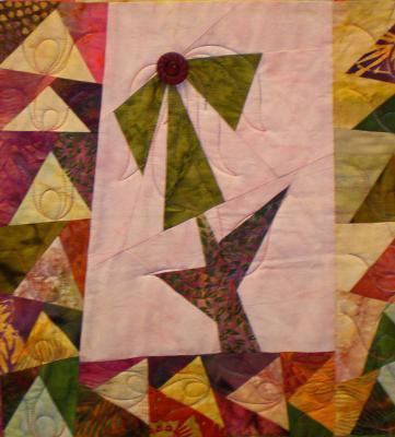 Cone Flower Quilt