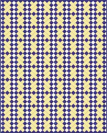 Irish Chain Quilt Patterns - Free Quilt Patterns