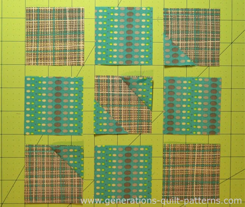 Its 5x The Fun With Our Double Necktie Quilt Block