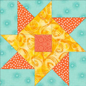 Click here for instructions to make the Double Star quilt block