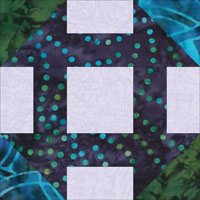 Quilt Blocks - Embroidery/Stamped Cross Stitch Kits