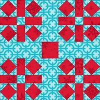 Economy quilt block variation 3