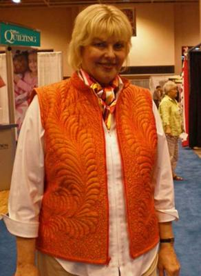 Feather Your Vest by Lori Allison