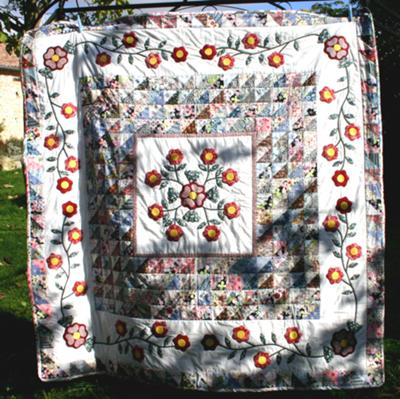 SCRAP QUILT PATTERNS BEGINNERS FREE Quilt Pattern