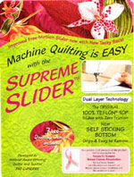 The Free Motion Slider or Supreme Slider