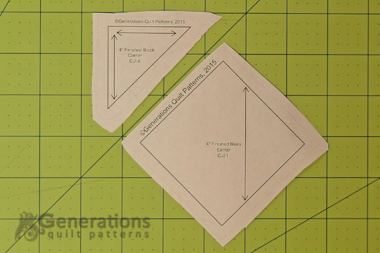 Free quilting templates easy to use fast to make templates cut for the 4 maxwellsz
