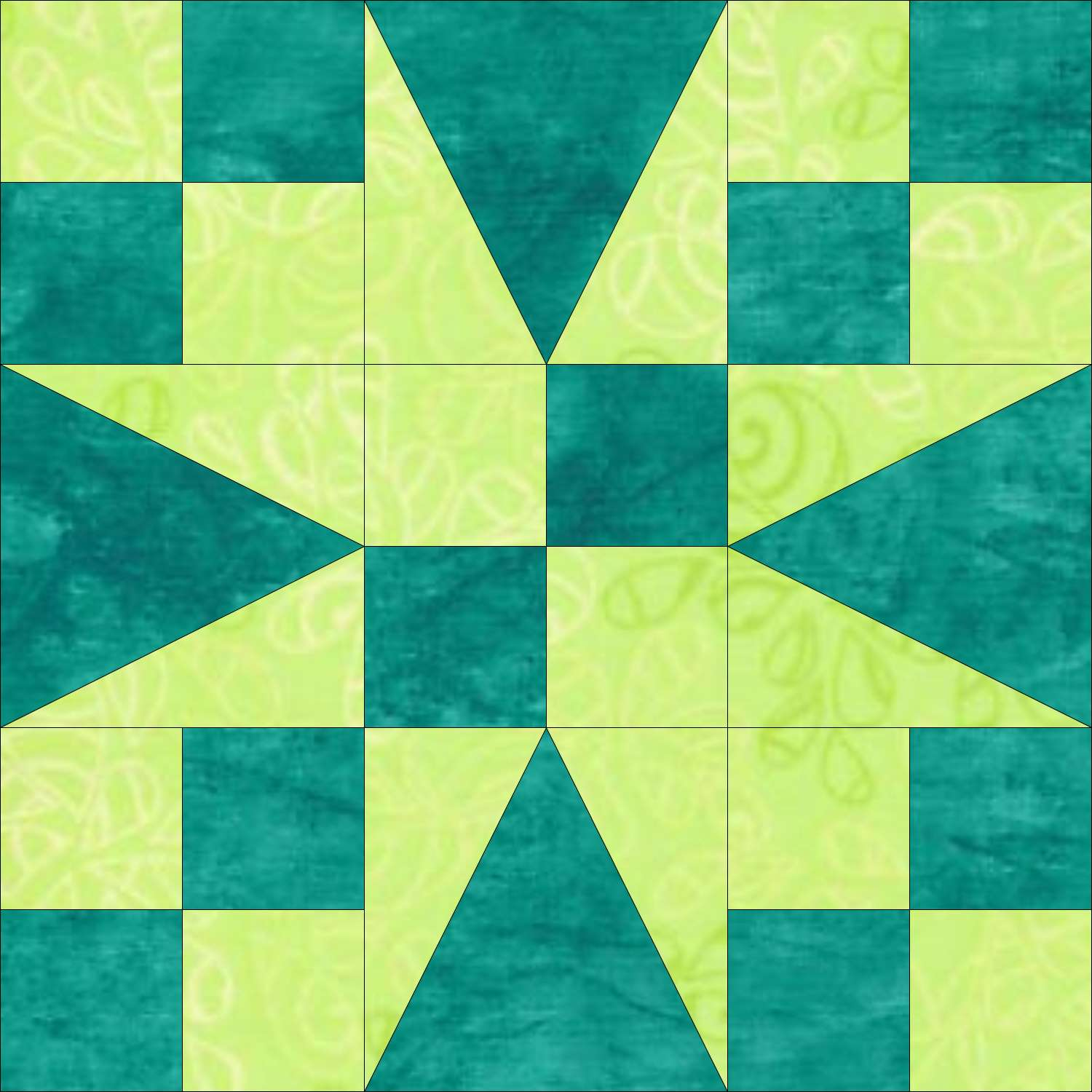 54 40 Or Fight Quilt Block Tutorial