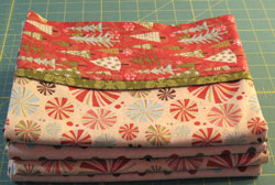 3 Seam Holiday Pillow Case