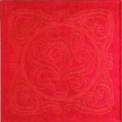 Rhapsody in Red by Trudy Sondrol Wasson<br /><br />Click on each thumbnail below for a larger image<br /><br />