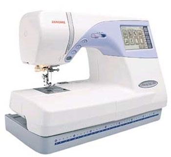 Janome MC 9500<br />