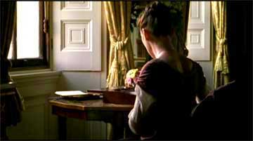 A scene from 'The Pride and the Prejudice'