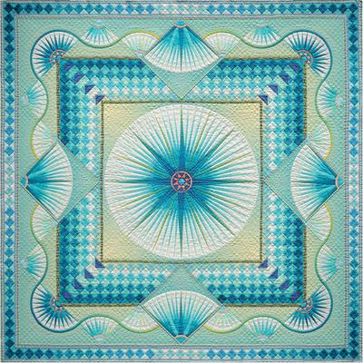 Looking For A Mariner's Compass Pattern Cool Mariners Compass Quilt Pattern