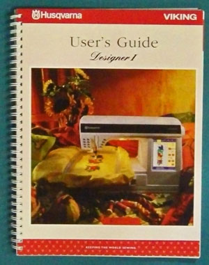 The Sewing Machine Manual - A quilter's best friend!