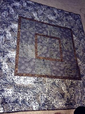Reverse Side of Quilt
