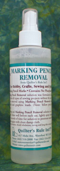 Quilter's Rule Marking Pencil Removal Spray