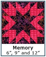 Memory quilt block tutorial