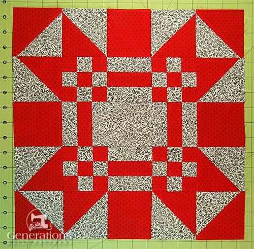 Missouri Puzzle Quilt Block 7 1 2 Quot 15 30 Quot