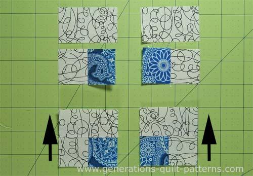 Stitch #5/#6 to #7