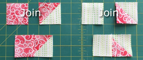 Sew another set of corners