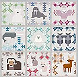 North Stars quilt pattern