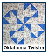 Oklahoma Twister Designs